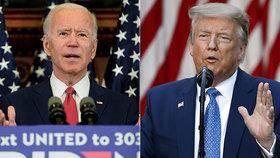 Biden i Trump skórovali v primárkách. Oba zvítězili ve všech sedmi státech, kde se hlasovalo