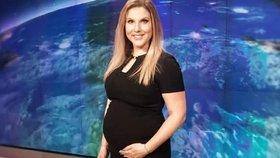 Vnadná moderátorka Novy porodila! Druhý potomek dostal starodávné jméno