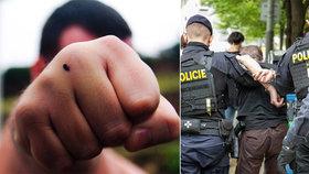 Recidivista v Jihlavě nebezpečně zaútočil na dítě! Hoch skončil v nemocnici