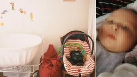 Tadeášek (†4 měs.) měl zemřít na syndrom náhlého úmrtí kojence: Lékařka řekla, proč je tak zrádný!