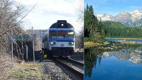 Dopravci obnovují přeshraniční spoje. Jak se vlakem a autobusem dostanete na Slovensko?