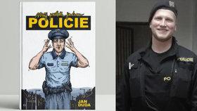 Bývalý policista Jan chce odkrýt zákulisí bezpečnostních složek: S vydáním knihy potřebuje pomoct