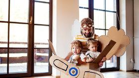 3 tipy, jak udělat miminko šťastné při každém jeho pohybu