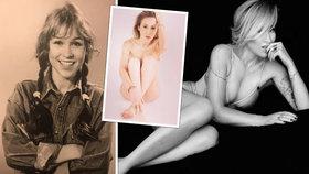 Z cudné dívenky sexy dračicí: Jak šel čas s Kairou Hrachovcovou? Odtajnila archivní fotky
