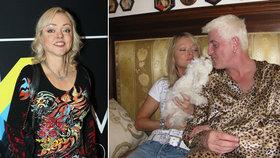 Obrovská rána pro Dominiku Gottovou: Druhému »otci« nemůže na pohřeb!