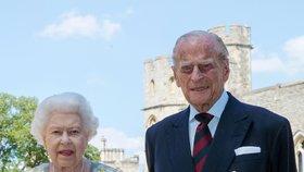 Skromná oslava prince Philipa (99): Oběd i unikátní fotografie a vzpomínky jeho potomků!