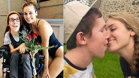 """Sex s postiženým? Mladík s SMA žertuje o své """"chloubě"""": Velikostí nesedí k mému malému tělu!"""