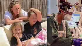 """Zdravotní sestry v slzách popsaly """"holá muka"""". Měsíce neviděly své děti kvůli viru"""