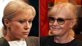 Hvězda Života na zámku Kateřina Macháčková (70): Tvář si kryje tmavými brýlemi! Jak se změnila?
