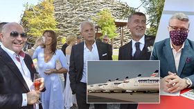Krach Smartwings? Havlíček zmínil diktát Ryanairu a podporu firmy s Babišovým svatebčanem