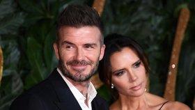 """""""Superpřenašeči"""" Beckhamovi: Manželé se nakazili koronavirem! Roznesli ho po světě"""