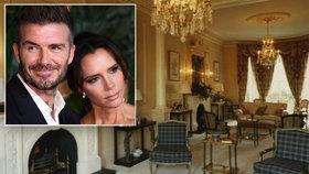 Bydlet vedle celebrit je za trest! Manželé Beckhamovi: Drsná válka se sousedy