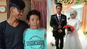 Babička (65) si vzala syna (24), kterého adoptovala: Zaplatil jí 170 korun