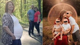 Ženě diagnostikovali rakovinu: Její máma proto odnosila svoje vlastní vnoučata!