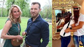 Těhotná Vendula Pizingerová se změnila k nepoznání: Hustý porost a obrovské bříško!