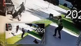 Likvidace vraha z Vrútek natočená na video?! Zachycuje policisty i děti ve smrtelném ohrožení
