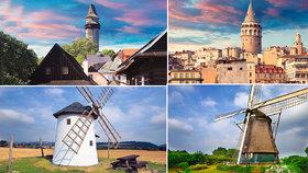 Fascinující foto: Do zahraničí nemusíte! Tyhle krásy světa najdete v Moravskoslezském kraji!
