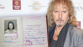 Peter Nagy na fotce staré 42 let: Žádné kudrlinky a neuvěřitelná podoba se světovým idolem!