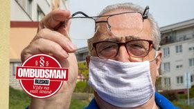 Ludvík (79) si zoufá: Klinika mi slíbila, že se zbavím brýlí! Bylo to jen na 14 dní!
