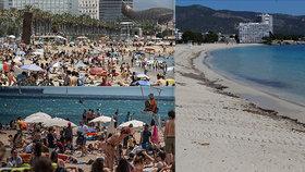 Dovolenkové ráje se otevírají: Na plážích jako v mraveništi koronaviru navzdory!