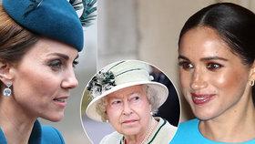 To neměl nikdo vědět! Meghan měli všichni plné zuby už čtyři dny po svatbě! Čím monarchy vytočila?