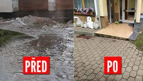 Osudných 15 minut: Jestřabím se prohnala 50letá voda! Takovou spoušť nikdo nečekal