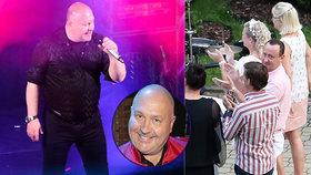 Proč Michal David zpíval na svatbě lobbisty Hrdličky? Měl k tomu dobrý důvod!