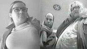 Německá policie pátrá po třech lidech podezřelých z podvodu: Jsou to prý Češi!