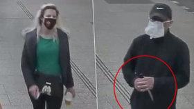 Nebezpečný útočník stále uniká! V Praze s nožem napadá dívky. Jedna unikla o vlásek, hledá ji policie