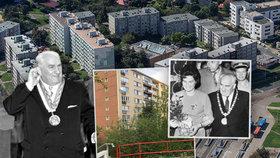 """Z Prahy díky panelákům učinil """"socialistické velkoměsto."""" Před 120 roky se narodil primátor Svoboda (†68)"""
