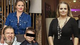 Partnerka Richarda Müllera Vanda Wolfová zhubla 20 kilo: Celý rok hladověla!