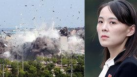 """Korejská """"princezna"""" hrála klíčovou roli ve vyhození úřadu do povětří. Nahradí Kima?"""