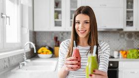 Kterých nealko letních drinků se nemusíte bát ani při dietě?