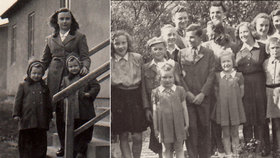 Smutný osud potomků popravených odbojářů: Boty dostaly po zplynovaných dětech!