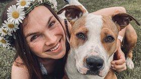 Milovnice zvířat? Kamila Nývltová vyváděla, když přítel přinesl domů štěně!