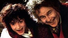 Zemřel filmový Bilbo Pytlík! Představitel (†88) hobita z Pána prstenů podlehl zákeřné nemoci