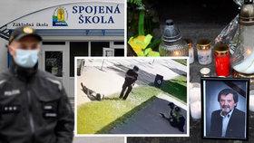 Jaroslava z Vrútek zabil bývalý žák: S učitelem se přišly rozloučit stovky lidí