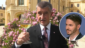 """""""Neomalený"""" Babiš lákající Slováky: Premiér točil na zakázku, od experta to schytal za """"hrubost"""""""