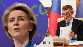 """Babiš """"prská"""" kvůli evropským miliardám po koronakrizi. Poláci i Slováci jsou spokojení"""