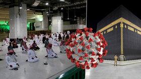 Pouť do Mekky čeká nebývalé omezení. Kvůli koronaviru nesmí dorazit nikdo z ciziny