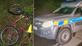 Kolemjdoucí našel v příkopu mrtvého cyklistu: Policie hledá svědky nehody