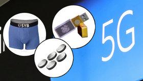 """""""Anti-5G trenky"""" či samolepka proti záření: Jak prodejci vydělávají na strachu lidí"""