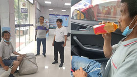 Stařík šel za svou rodinou pěšky 950 km! Řidič ho odmítl vzít do autobusu kvůli koronaviru