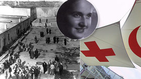 """Skandální selhání Červeného kříže: Lež o Terezíně delegace """"slupla i s navijákem"""""""