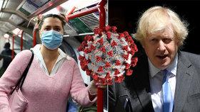 """""""Hibernace spěje ke konci,"""" oznámil Johnson. V Británii otevřou hospody i kadeřnictví"""