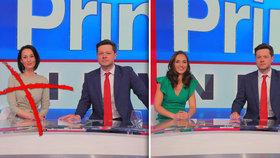Moderátor CNN Prima News Štrunc přišel o jednu z kolegyň! Proč mizí z obrazovky?