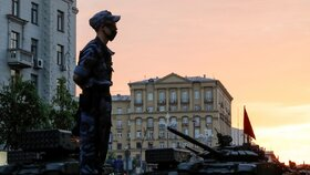 Monumentální vojenská přehlídka v Moskvě! Putin slavil 75. let vítězství nad Hitlerem