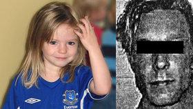 Viděla Maddie tuto tvář jako poslední v životě? Takhle vypadal Christian B. v době únosu!