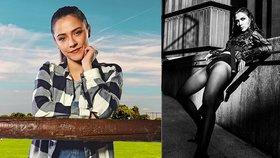 (Ne)cudná Týna ze Slunečné Eva Burešová: Sexy prádlo a vytrčený rozkrok!