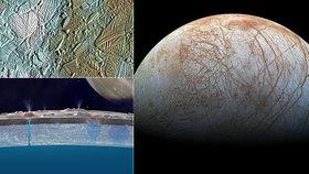 Na Jupiterově měsíci mohou být mimozemšťané: Podle vědců má jeho slaný oceán vše, co život potřebuje!